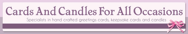 Banner - Cards And Candles For All Occasions (March 2011)