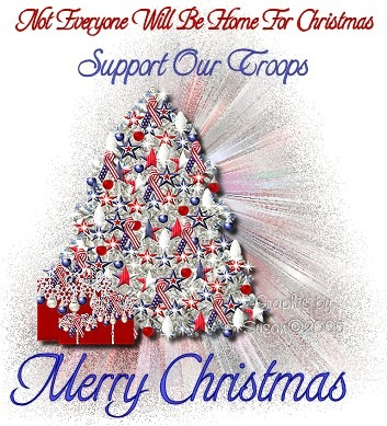 Support Our Troops This Christmas