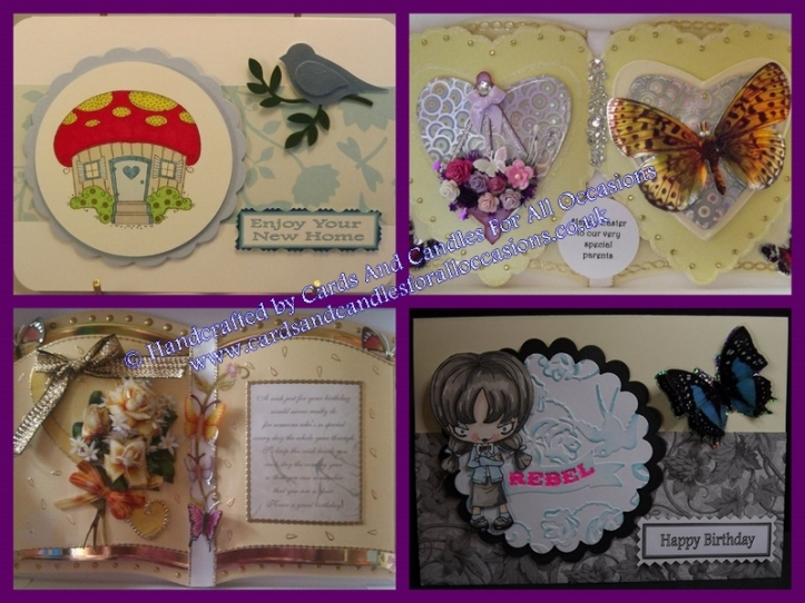 Cards And Candles For All Occasions (1)